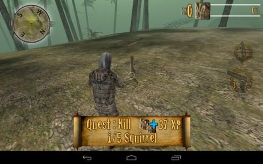 Стреляем в белку - Trophy Hunt для Android