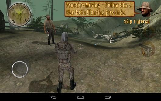 Лагерь охотников - Trophy Hunt для Android
