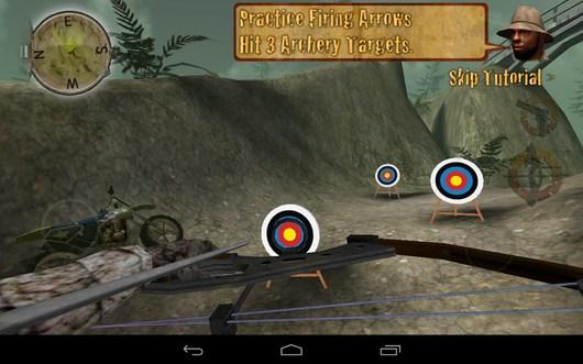 Обучение стрельбы из лука - Trophy Hunt для Android