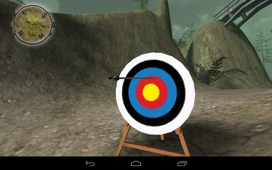 Попали в мишень - Trophy Hunt для Android