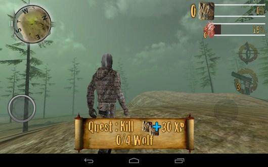 Задание уровня - Trophy Hunt для Android