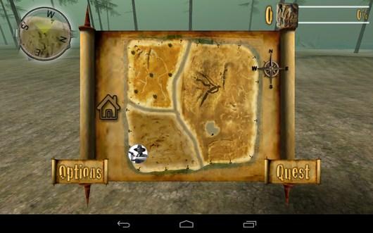 Карта - Trophy Hunt для Android