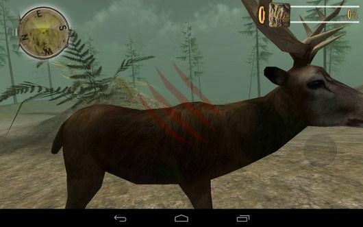 На вас напал олень - Trophy Hunt для Android