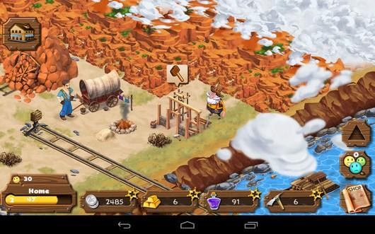 Стройка - Westbound для Android
