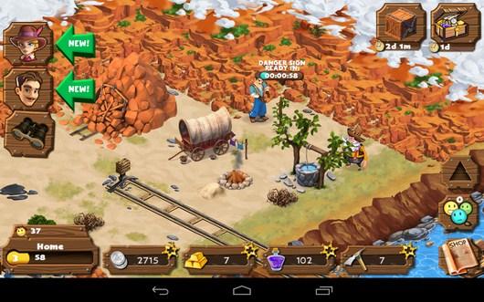 Облагороженая территория - Westbound для Android