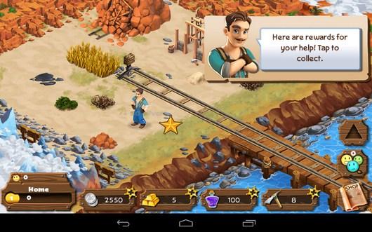 Каньон - Westbound для Android
