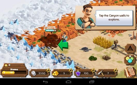 Разбиваем камни - Westbound для Android