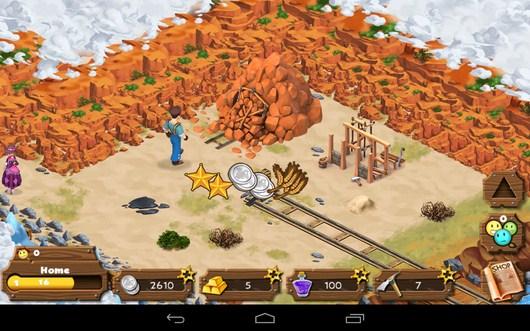Собираем урожай - Westbound для Android