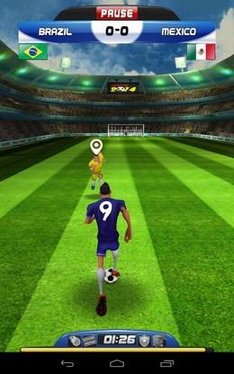 Начало бега - World Cup Run для Android