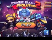 Экшн с зомби Zombie Diary 2 для Android