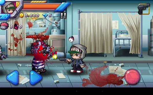 Расстрел зомби - Zombie Diary 2 для Android