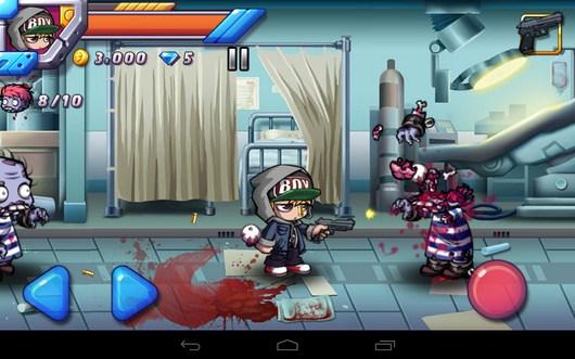 Выстрел в голову - Zombie Diary 2 для Android