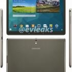 В сети появился пресс рендер Samsung Galaxy Tab S