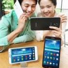 Samsung анонсировал Galaxy W в Южной Корее
