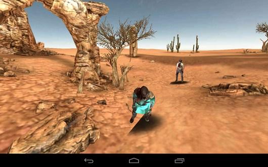 Расстрел зомби - Ночное виденье - iHunt Z для Android