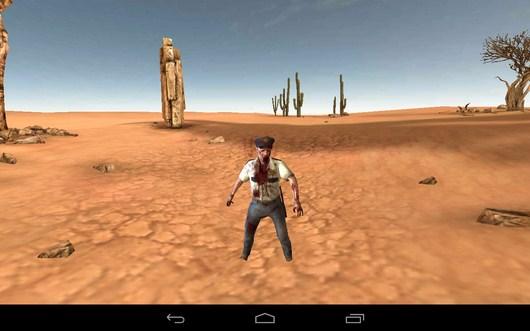 Охота на зомби - Ночное виденье - iHunt Z для Android