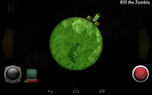 Ночное виденье - iHunt Z для Android
