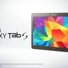 Фотографии и характеристики Galaxy Tab S
