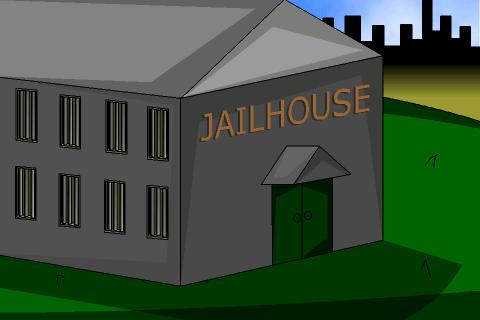 Stickman Death Chamber тюрьма