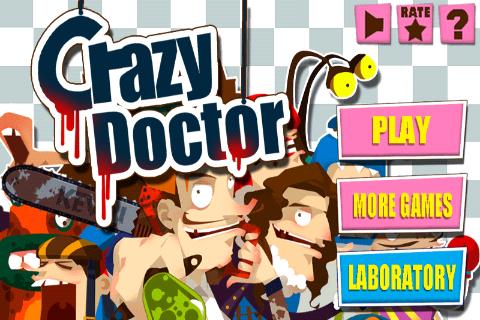Crazy Doctor начало