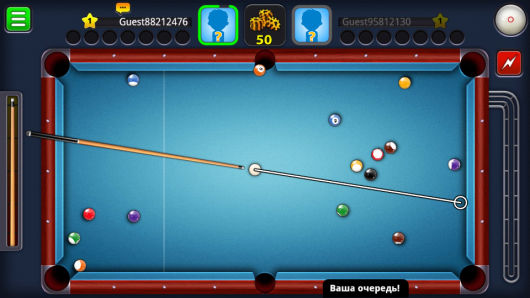 8 Ball Pool игра