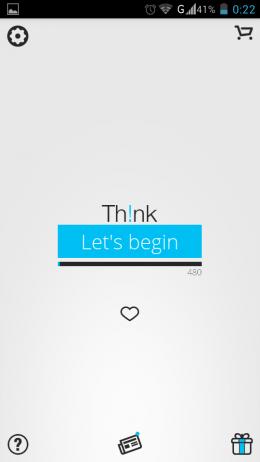 Think старт