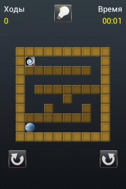 Средний уровень игры Веселый блок