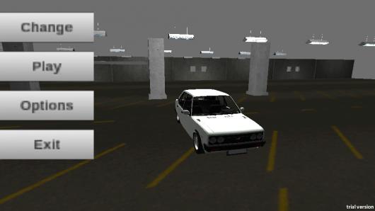 Выберите машину в игре Drift игра 3D для Android