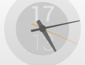 Часы - Life Time Alarm Clock для Android