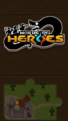 Horde of Heroes заставка игры