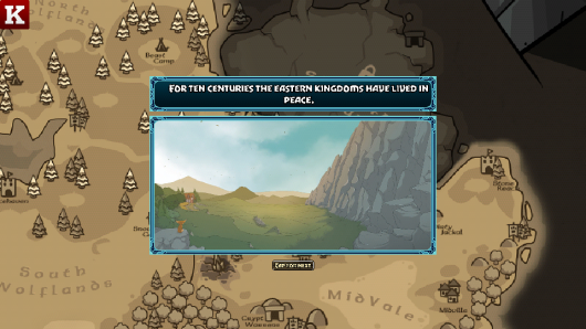 Lionheart Tactics Предисловие к игре