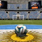 adidas 2014 FIFA World Cup LWP — бразука на рабочем столе
