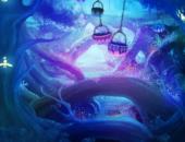 Лес - Elf Life Live Wallpaper бесплатно для Android