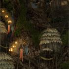 Magic Tree 3D Live Wallpaper — волшебное дерево