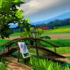 Parallax Nature: Summer Day XL — обои с параллакс эффектом