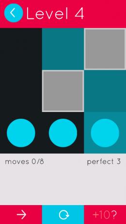 4й уровень игры Перемещение для Андроид