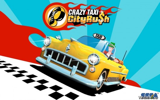 Crazy Taxi City Rush для Samsung Galaxy