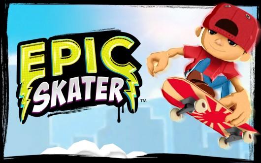Epic Skater для Samsung Galaxy - страница загрузуи