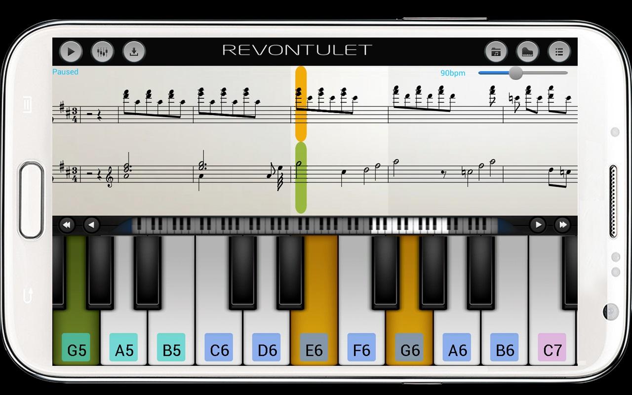 Скачать приложение пианино для компьютера