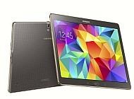 Galaxy Tab S 10.5 черного цвета
