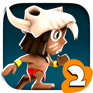 Manuganu 2 - приключения пещерного человека