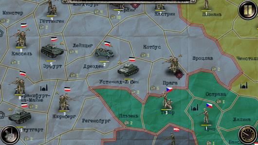 ВОВ Финал: Стратегия и Тактика - противостояния в Европе