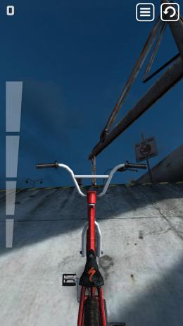 Touchgrind BMX - уникальные и опасные трюки
