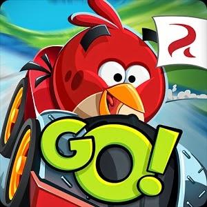 Angry Birds Go! - иконка