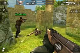 Modern Combat 2: Black Pegasus - геймплей