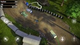 Reckless Racing 3 - заезд