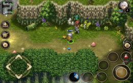 Inotia 4 - геймплей