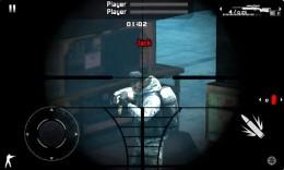 Modern Combat 2: Black Pegasus - снайпер