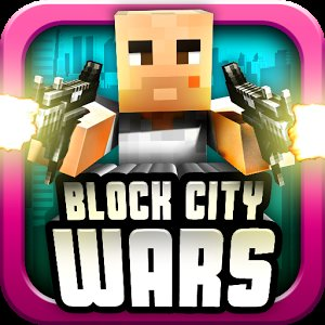 Block City Wars - иконка
