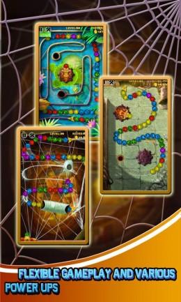 Marble Blast 3 - геймплей